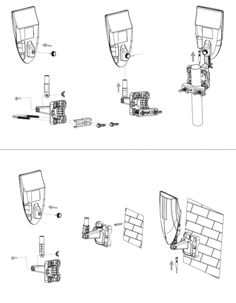 DVB_T2 Aussenantenne Montage Anleitung