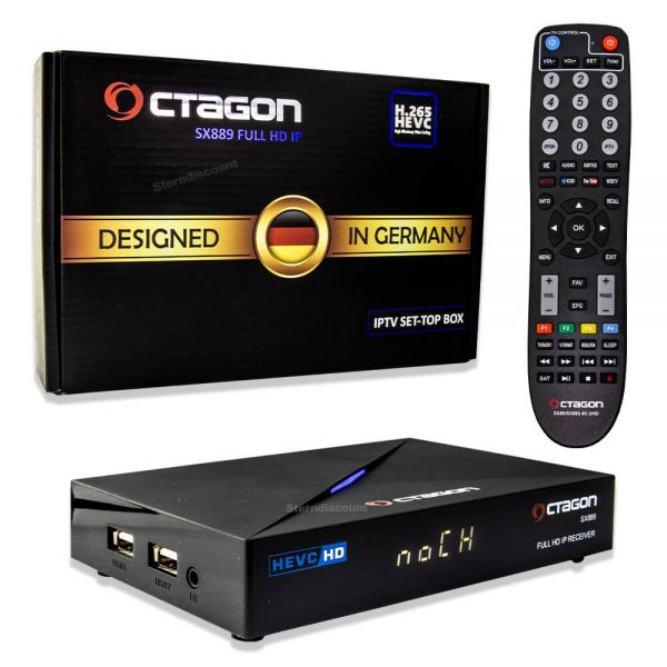 Octagon SX889 IP HD