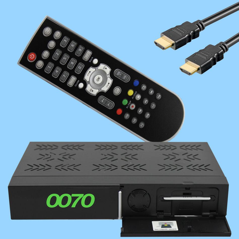 newline one hd sat receiver inkl hd plus karte 6 monate gratis full hdtv. Black Bedroom Furniture Sets. Home Design Ideas