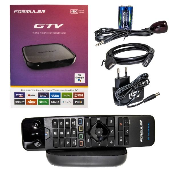 Formuler GTV Android-TV-Box-4k