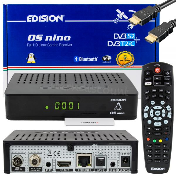 Edision OS Nino Combo