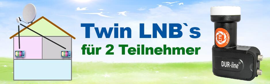 Twin LNB