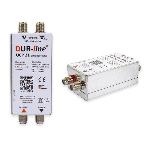 Dur-line-ucp-21-einkabelloesung