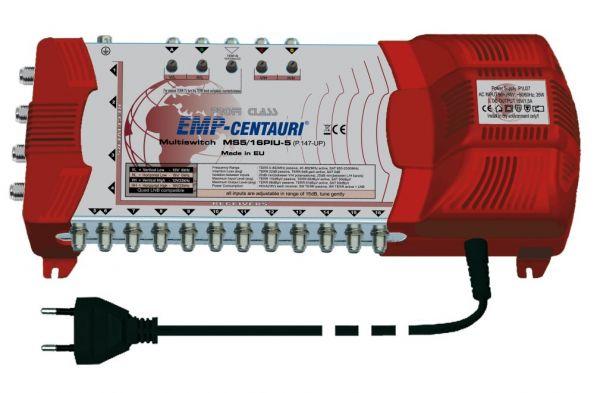 EMP-Centauri MS 5-16 Profi-line rot Multischalter
