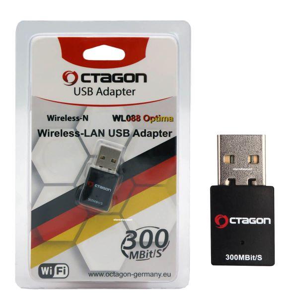 Octagon-WL088-Optima-300-Mbit-USB-Wlan-Adapter