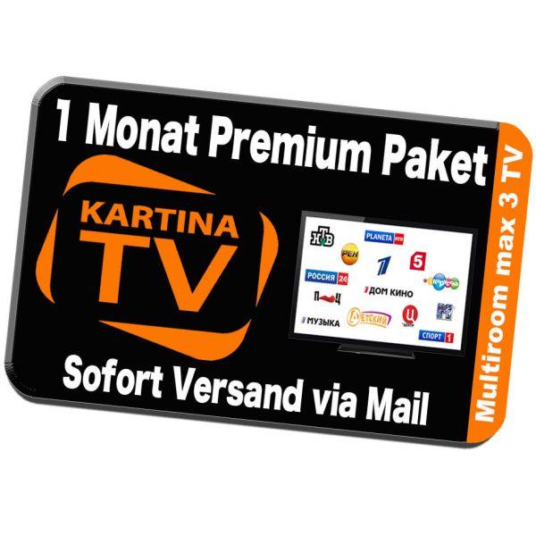 kartina tv 1 monat premium paket ohne vertrag. Black Bedroom Furniture Sets. Home Design Ideas
