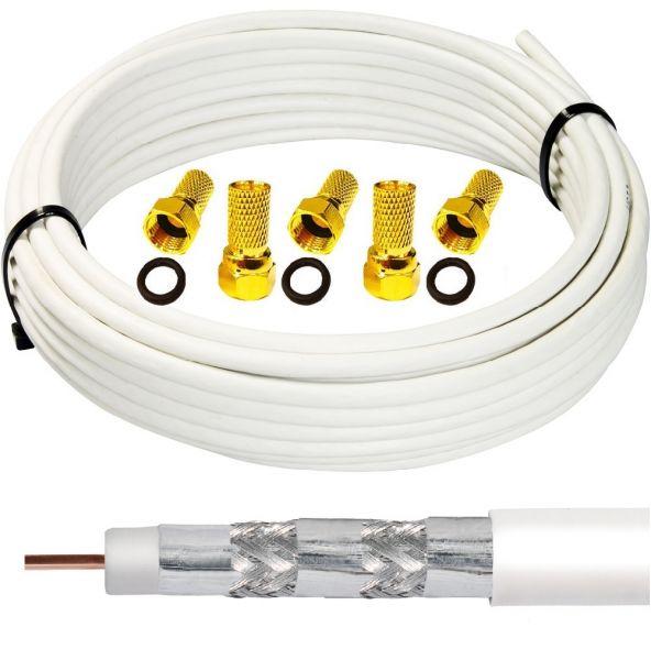 satkabel 135 db koaxial kabel antennenkabel