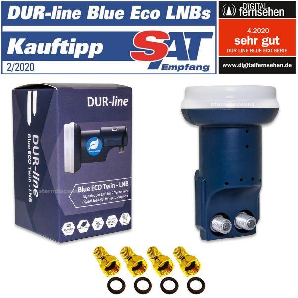 Dur-Line Blue Eco Twin Blaues LNB