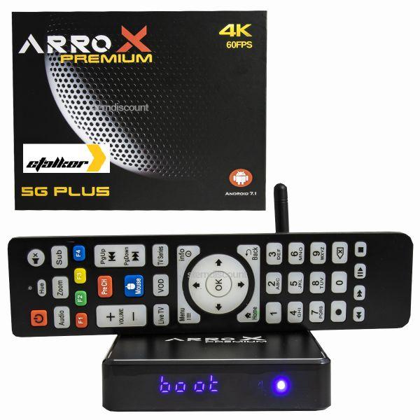 Arrox Premium 4k