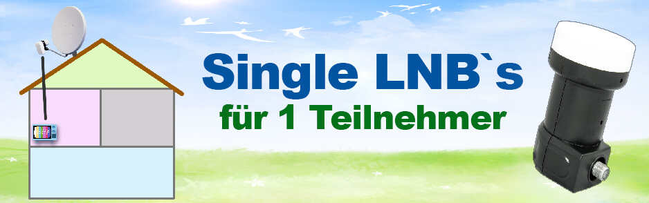 Single LNBs