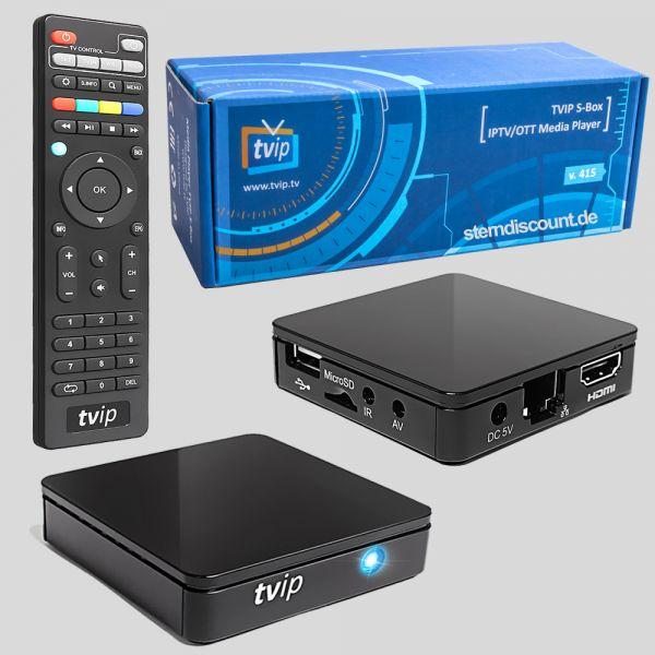 TVIP 415se Dual WLAN IPTV