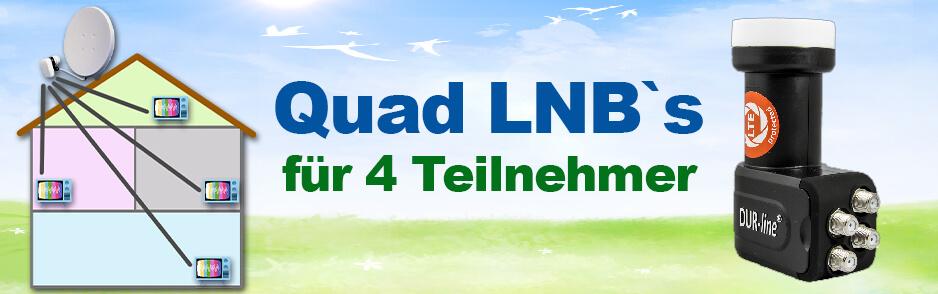 Quad LNB