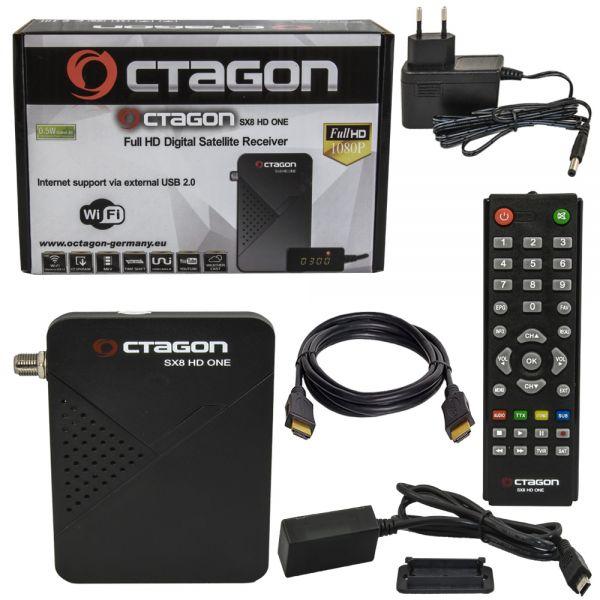 Octagon SX8