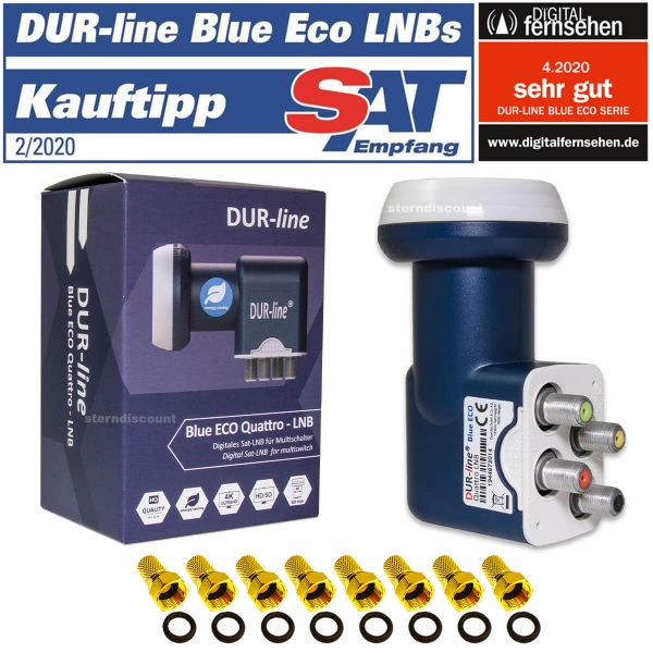 Dur-Line Blue Eco Quattro LNB