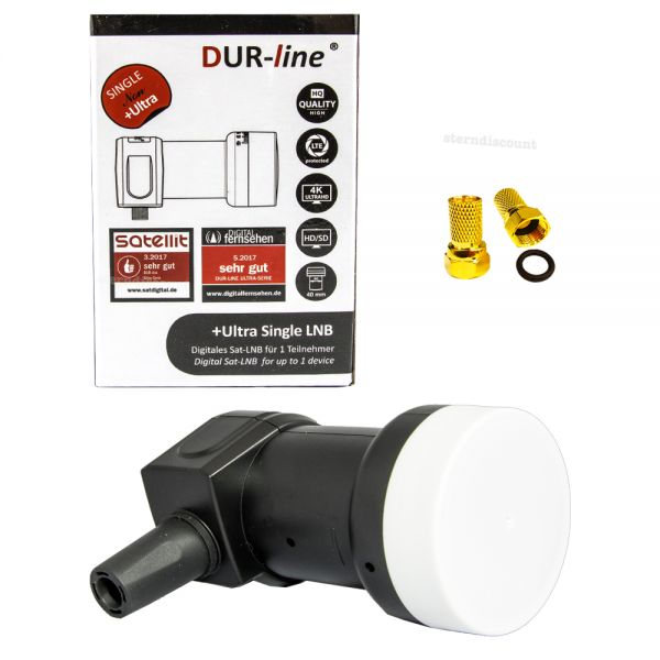 Dur-Line Ultra Single LNB