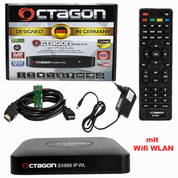 Octagon sx888 IP WL