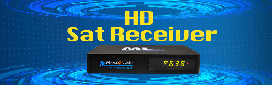 HD Sat Receiver